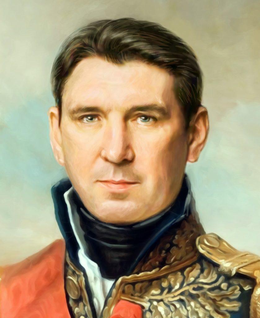 портрет по фото на холсте в подарок Йошкар-Ола
