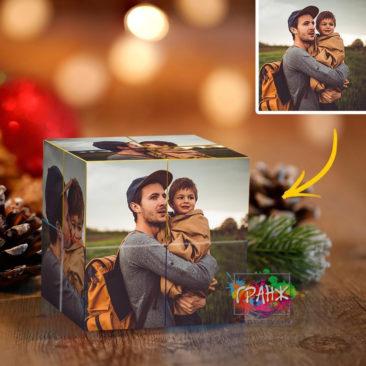 Фотокубик трансформер, купить в подарок Йошкар Ола